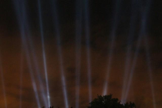 Pentagon Lights