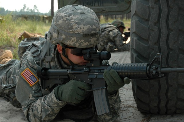 2nd Brigade Combat Team conducts convoy training