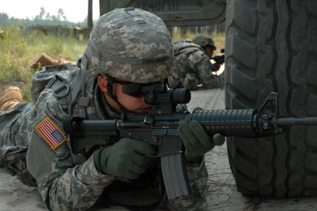 2nd Brigade Combat Team conducts convoy training