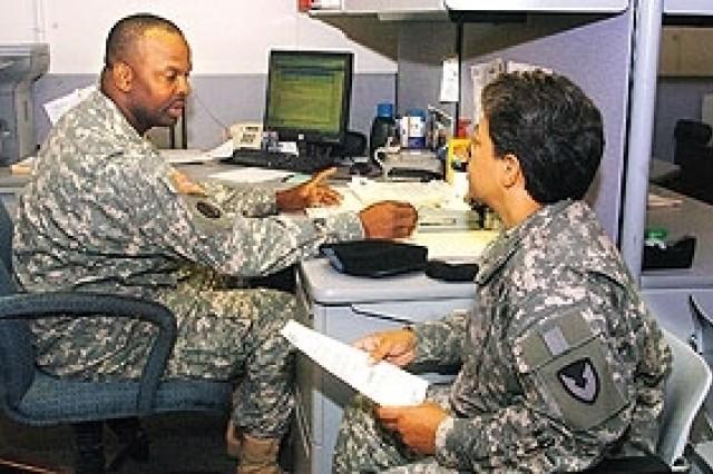 Belvoir prepares Soldiers, civilians for GWOT