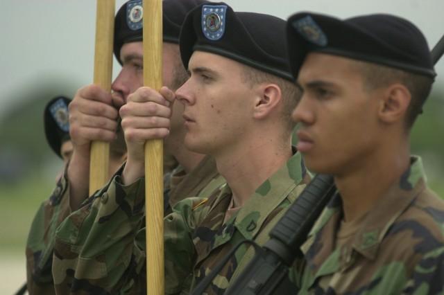 First interrogation battalion activates at Fort Sam Houston