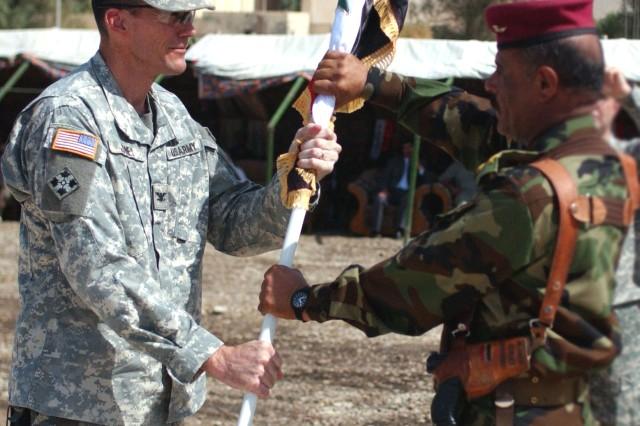 Iraqis take control of northern Diyala