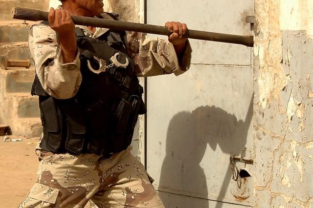 Iraqi Security Forces making progress