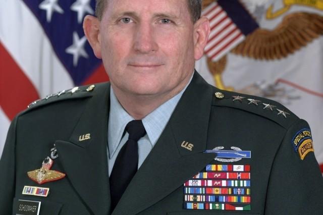 General Peter J. Schoomaker