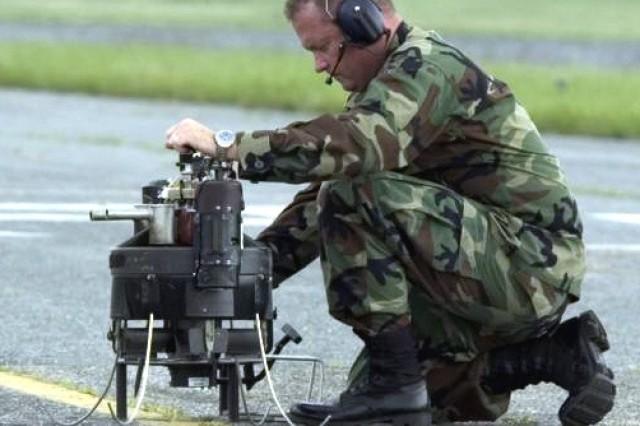 FCS opens test complex at White Sands Missile Range