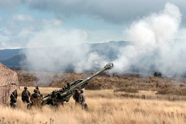 Army fields its first light-weight howitzer
