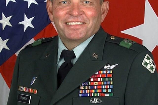 Maj. Gen. James D. Thurman, commander, Multi-National Division - Baghdad, Nov. 14, 2006