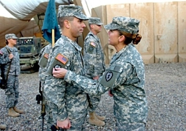 Operating Base Speicher Units Receive Combat Patch
