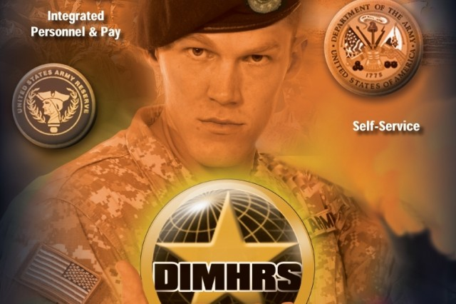 DIMHRS brings self-service capabilities to Soldiers