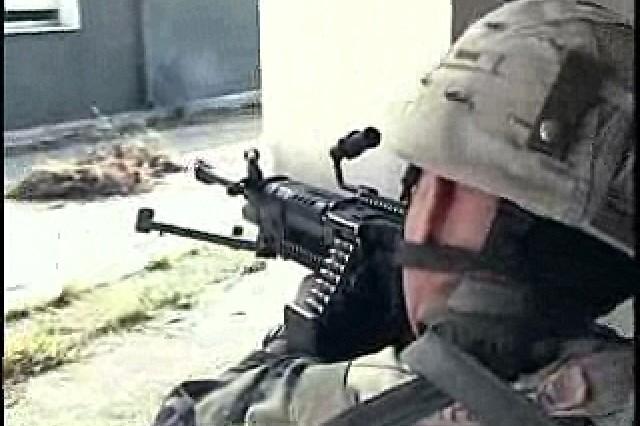 Traveling Infantry BNCOC