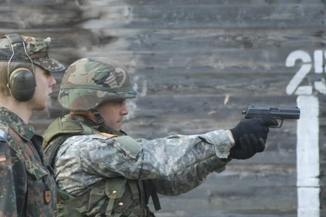 Schutzenschnur exemplifies U.S.-German partnership