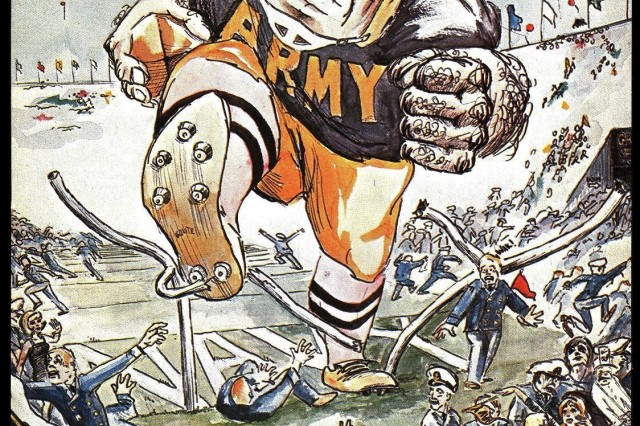 AKO will provide live-streamed coverage of the Army-Navy game Dec. 2, so Soldiers and Army civilians worldwide can view it.