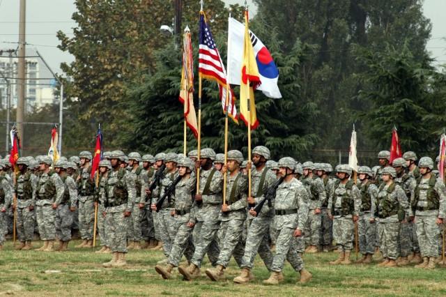 Ceremonial Color Guard