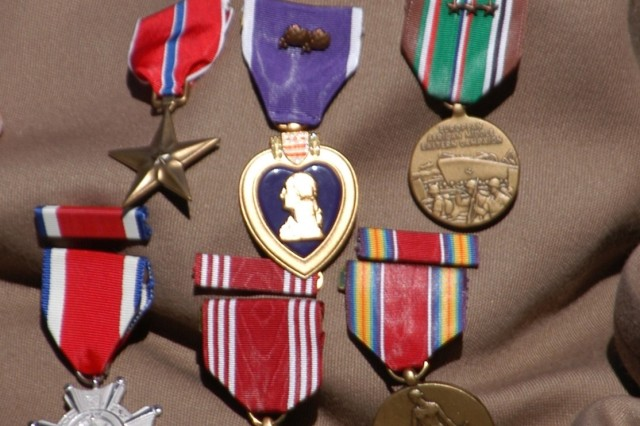 First-ever Purple Heart memorial opens
