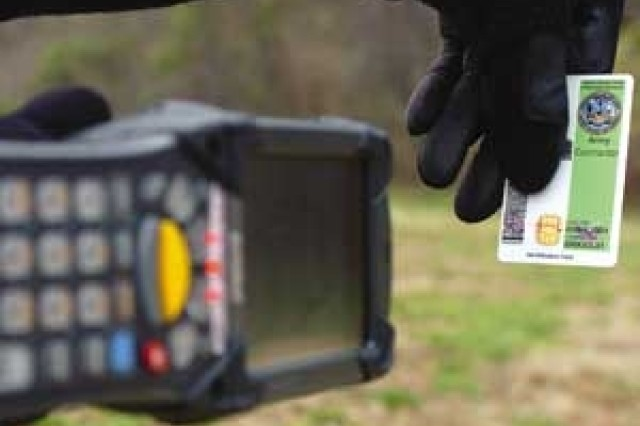 ID scanning system to provide increased security at gates