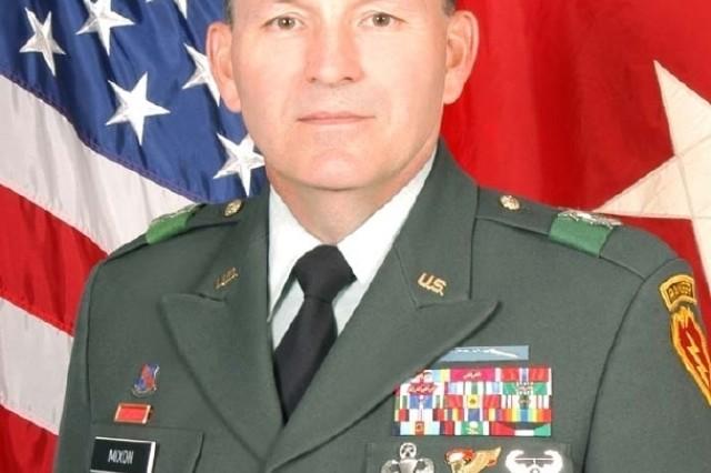 Maj. Gen. Benjamin R. Mixon