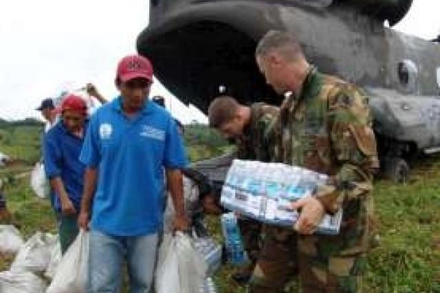 U.S. military troops prepare to return to Honduras