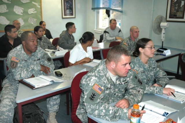 ACAP helps Soldiers transition to civilian sector