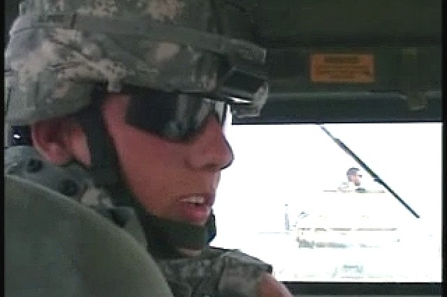 New Soldier assigned to the 1st Cavalry Division prepares to go to Iraq for the first time. SPC Charlie Maib has the story.