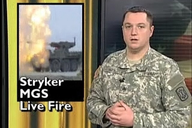 Lakota Unveiled / Stryker Live Fire