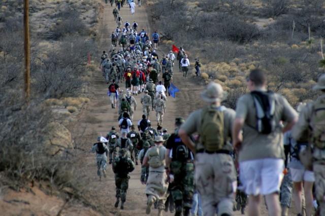 Registration open for 2007 Bataan Memorial Death March