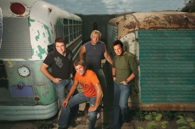 Country music's Lonestar will perform a 45-minute concert in honor of Soldiers and their families after the U.S. Army All-American Bowl game at the Alamodome Jan. 6.