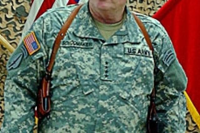 Army Chief of Staff Gen. Peter J. Schoomaker quote