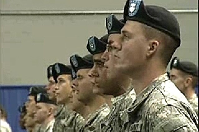 The 172nd SBCT gets reflagged and becomes 1st SBCT 25th ID.