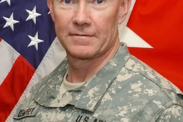 Lt. Gen. Martin Dempsey quote