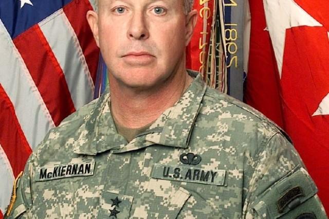 Gen. David McKiernan, commander, U.S. Army, Europe, Dec. 18 in an interview, referring to U.S. Army, Europe's crucial role in the war on terror.