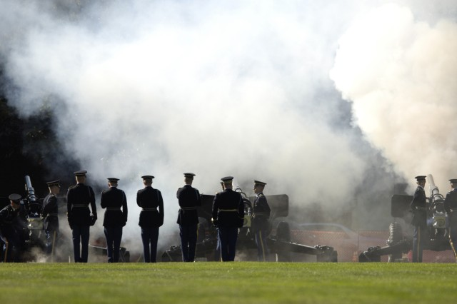 Military tradition to be evident in Ford funeral events