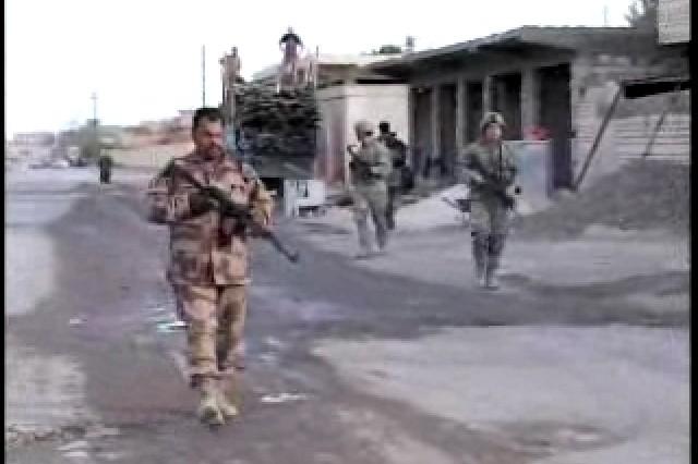 Walking the Streets of Samarra