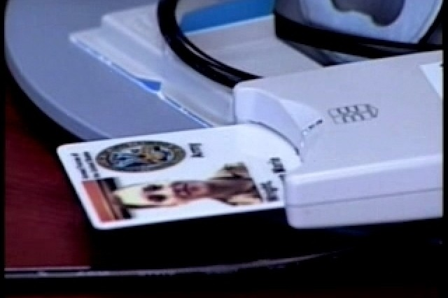 """A military ID card is an invaluable asset to someone trying to steal your identity, or gain access to military installations. Tony McKinney learned about a startling number of lost ID cards in Vilseck, Germany and asked, """"Where's your ID"""