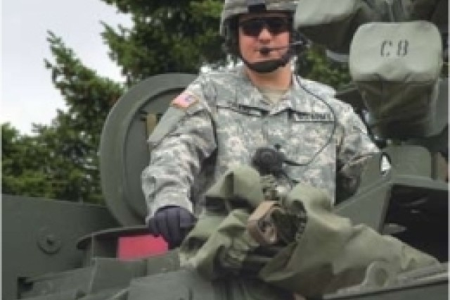 Land Warrior/Mounted Warrior training at Fort Lewis, Wash.