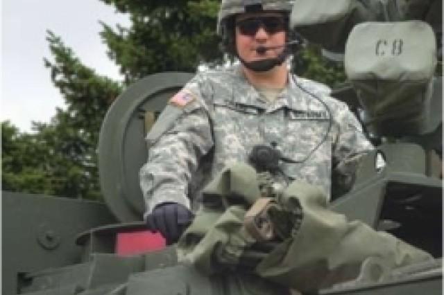 Land Warrior/Mounted Warrior training at Fort Lewis, Wash.