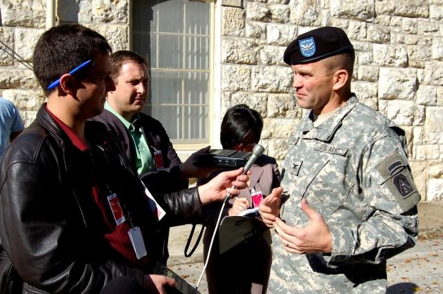 Vigilant Shield 2007 Exercises Troops on the Homeland Defense Mission
