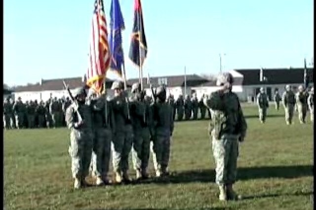 With so much emphasis placed on operations in Iraq and Afghanistan many have forgotten that the U.S. still has a troop presence in Kosovo. SPC Kevin Link has this story from Camp Atterbury, Indiana and tells us about the next division ready for duty in Kosovo.