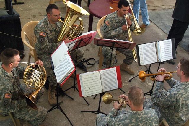 Music in Mosul