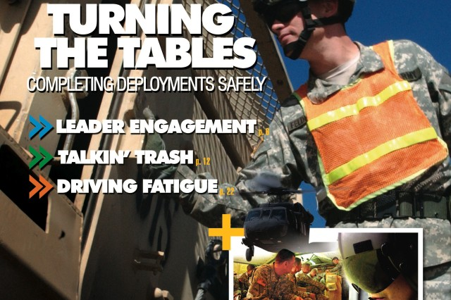 "The knowledge center for all accidental loss is expanding its reach with the production of the U.S. Army's official safety magazine, ""Knowledge."""