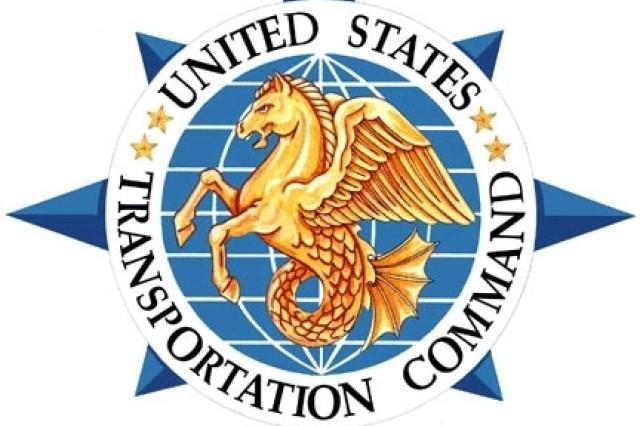 United States Transportation Command logo