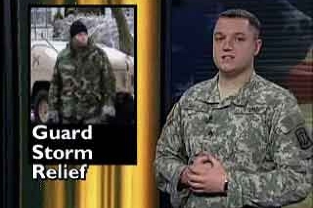National Guard Storm Relief