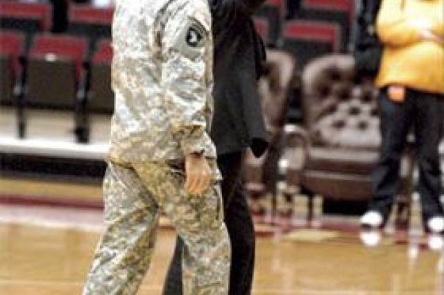 APSU honors Fort Campbell Soldiers