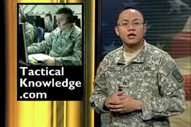 Service members send in videos for a Military Channel special; Tactical Knowledge on TILT.