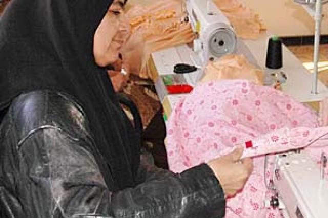 Iraqi Village Builds Women's Center