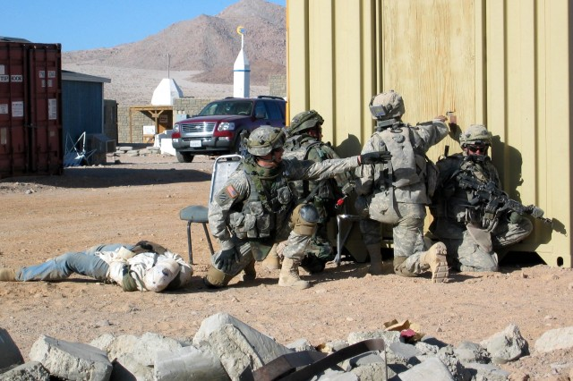Training Center Transformation Ensures Combat-Ready Troops