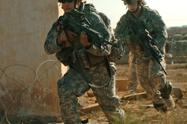DoD Official: 'Surge' Won't Leave Troops Ill-Equipped, Unprotected