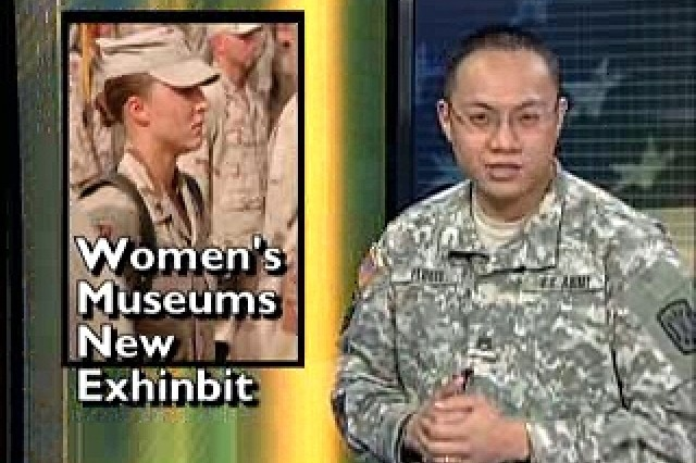 Microsoft Office free to Army personnel; Women's Museum to open new exhibit recognizing the contributions of women Soldiers during the war on terror.