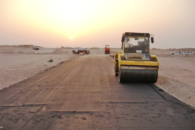 Aspen Road to Connect Southern Iraq with Kuwait