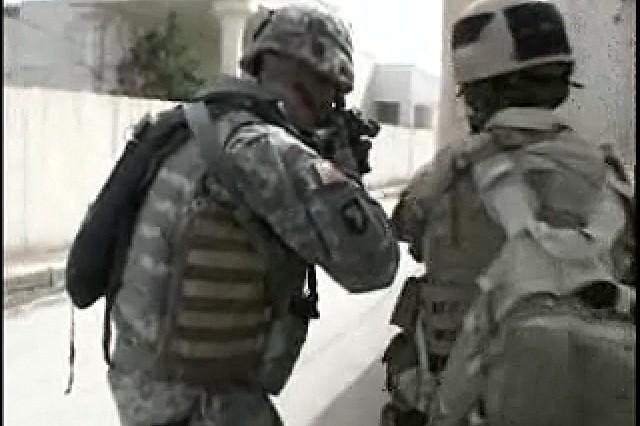 Iraq Handbook / FCS Live Fire
