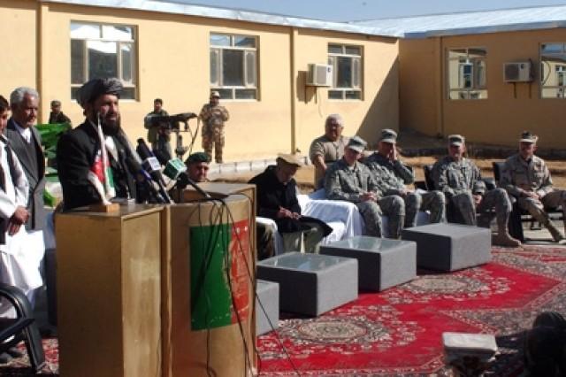 Zabul Provincial Hospital Welcomes Jordanians